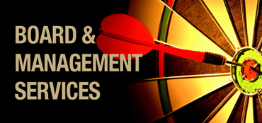 Board and Management Services